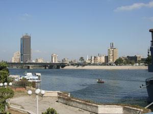 Каир, Нил