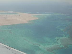 Море, вид сверху