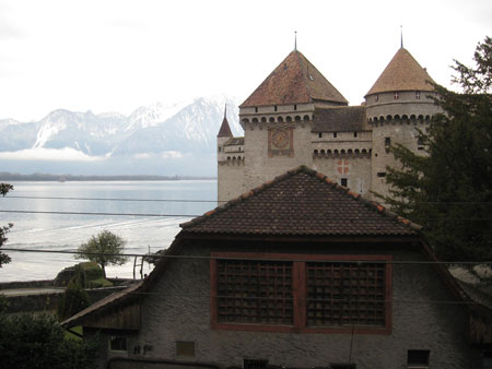 Шильйонський замок