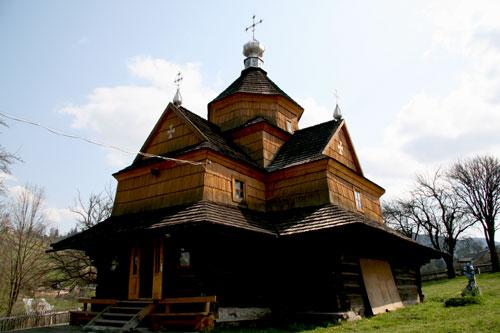 Церковь Рождества Богородицы 17 века