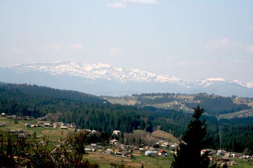 Ясiнськi гори