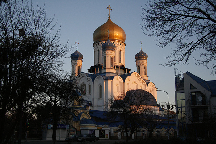 Кресто-Воздвиженский православный собор
