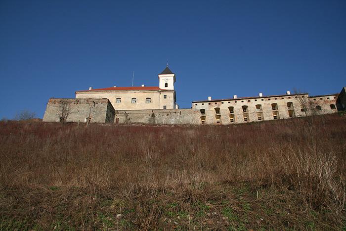 Замок «Паланок», Мукачево