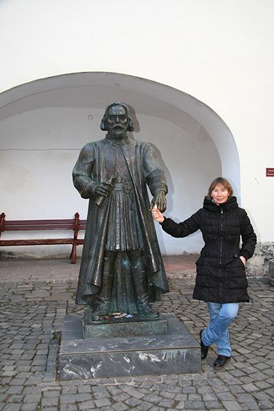 Памятник Корятовичу