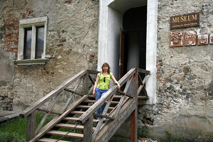 Замок Сен-Миклош