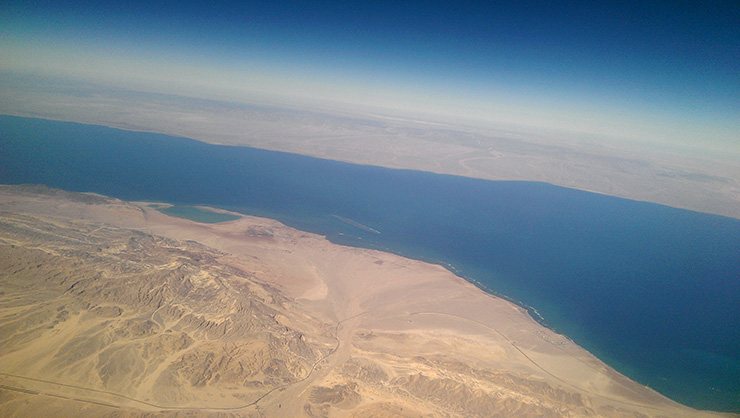 Сколько лететь до Египта из Киева