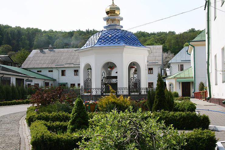 Кременецкий монастырь