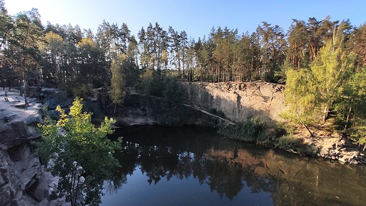 Коростышевские карьер