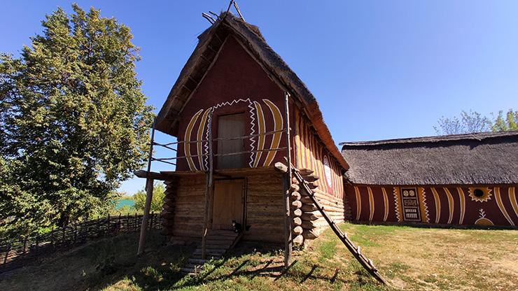 Музей трипольской культуры в Легедзино