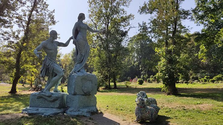 Коростышевский парк